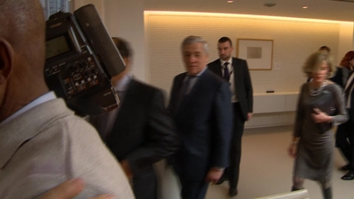 Video Thumbnail For Antonio TAJANI EP President Meets With Mohamed Ould Abdel AZIZ